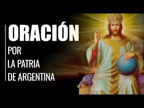 🙏 Oración por la Patria ante Crisis Económica en ARGENTINA 📉