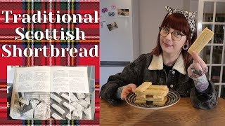 Traditional Scottish Shortbread