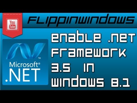 Windows 8.1 | Fix.NET Framework 3.5 error: 0x800F0906