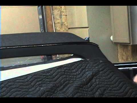 Gm Large Frame Convertible Top Installation Video Sample