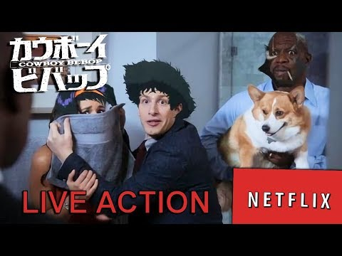 NETFLIX IS MAKING A LIVE ACTION COWBOY BEBOP AND THE INTERNET ISN'T HAPPY