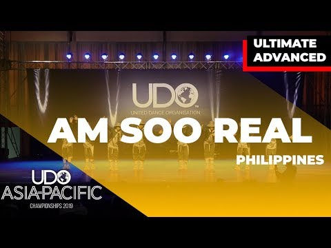 AM SOO REAL | Ultimate Advanced | UDO Asia-Pacific Champions