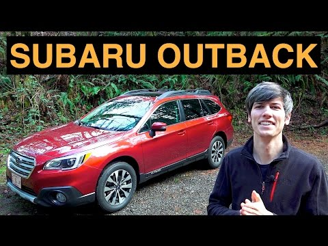 2015 Subaru Outback – Review & Test Drive