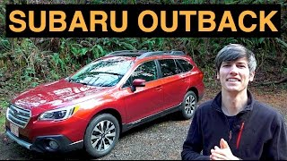 2015 Subaru Outback - Review & Test Drive