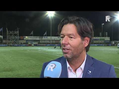 Dogan Corneille over Excelsior Maassluis-PSV: 'Baal van hoe de goal valt'