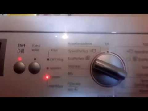 Video Review: Bosch WAE28266NL Wasmachine | Kieskeurig.nl