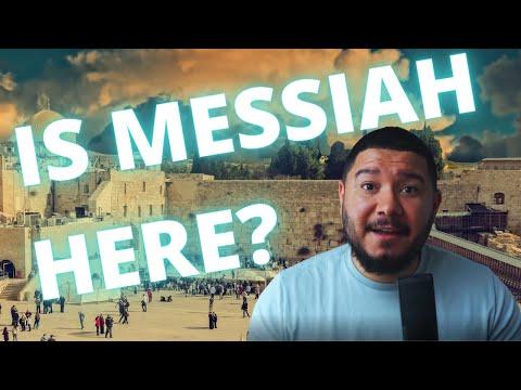 Israeli Rabbi Says He's Already Holding Meetings With Messiah II Chris Garcia