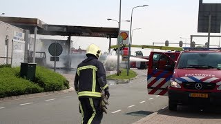 18-06-2019 Oude Meer - brand