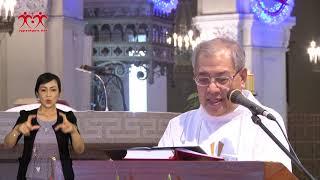 Bài giảng cho người Khiếm Thính: Chúa nhật Lễ Thánh Gia Thất - Năm  C (Lc 2, 41-52)