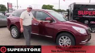 The New 2015 Buick Enclave AWD Minneapolis | St. Paul | White Bear Lake | Roseville | MN | WI