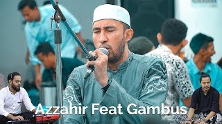 Keren Banget Habib bidin Assegaf bersama Azzahir Berkolaborasi dengan Grup Gambus