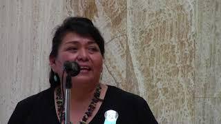 Rock Your Mocs 2017 - Santa Fe, New Mexico State Capitol - Melissa Sanchez