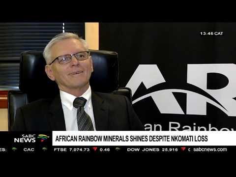 African Rainbow Minerals Latest Results: Mark Schmidt