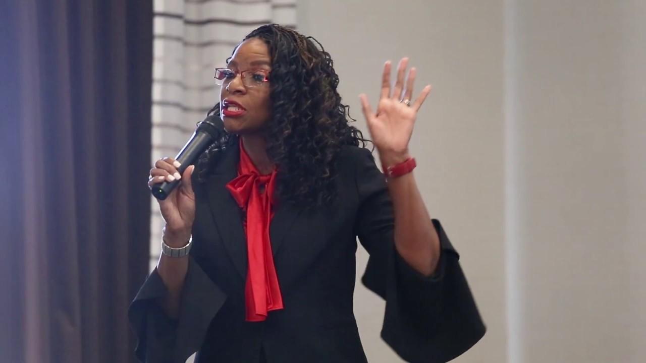 Motivational Marketing/Sales/Financial Services Speaker - Toni Harris Taylor