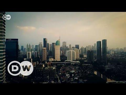 IOTA: Akıllı Şehirler için kripto para birimi - DW Türkçe
