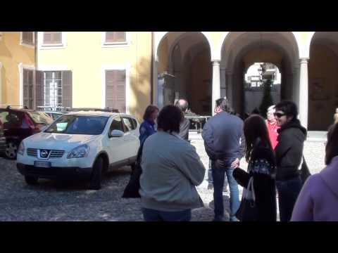 L'arrivo di Sandra Magnus al Planetario di Lecco