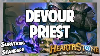 Hearthstone | Devour Priest | Surviving Standard 25