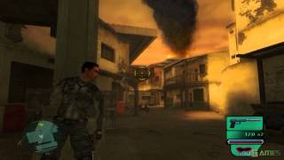 Syphon Filter: Dark Mirror - Gameplay PS2 HD 720P
