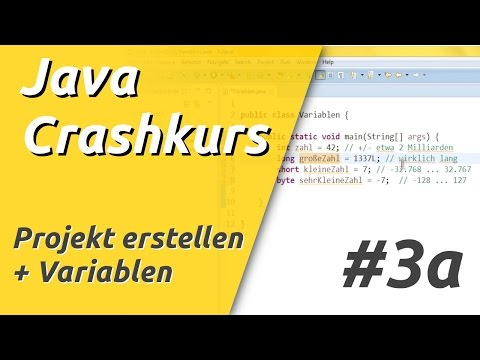 Java Crashkurs für