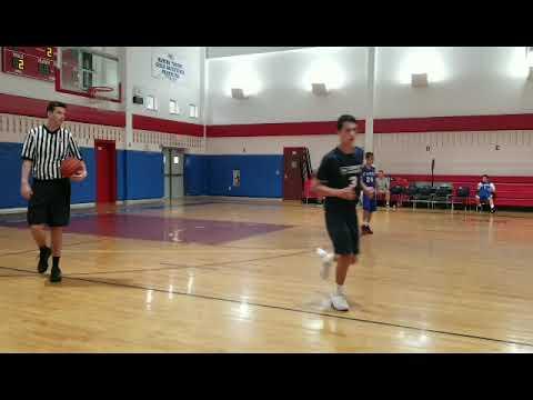 Belleville Middle School Game 1 vs St Aloysius