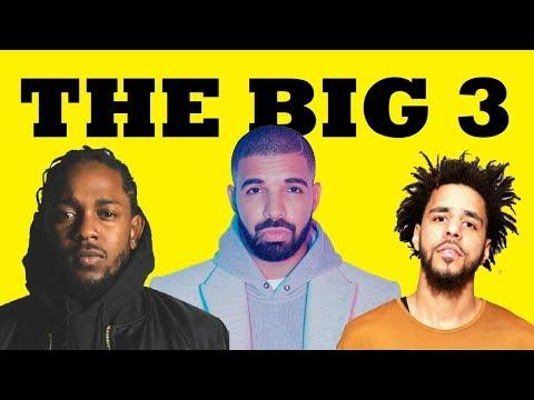 The Top 3: Drake, Kendrick Lamar & J Cole?