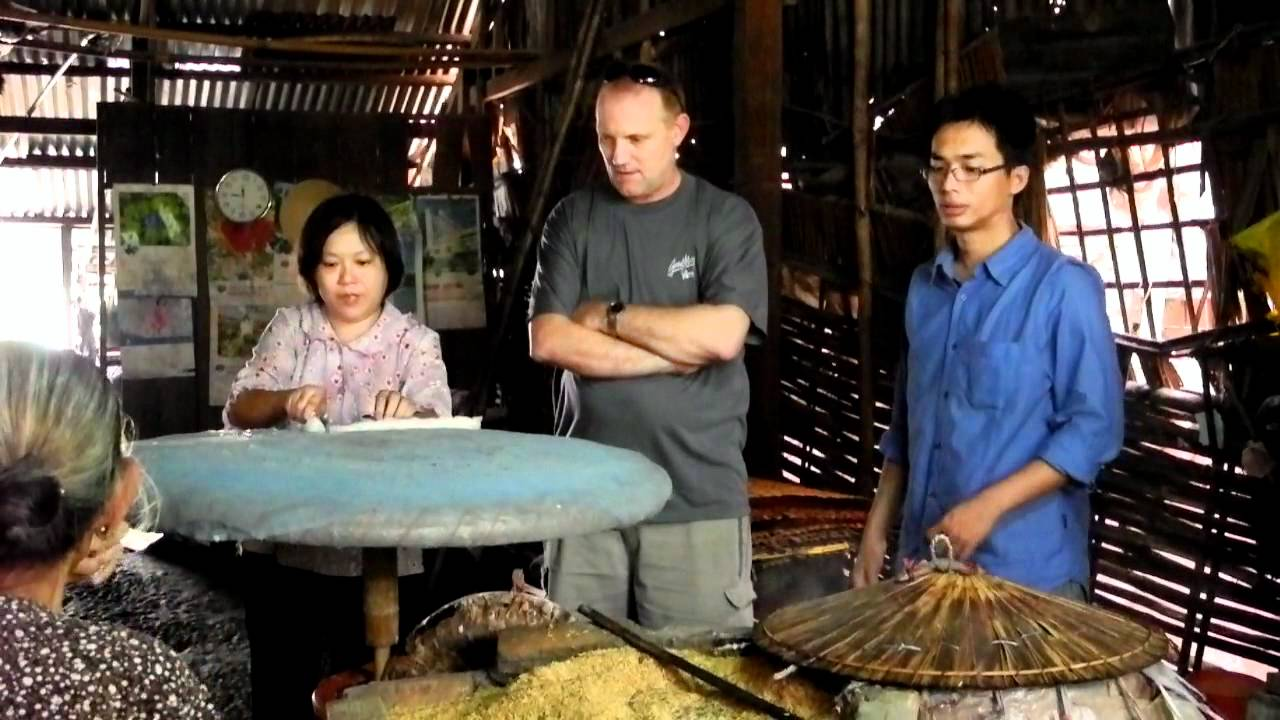 how to use rice paper youtube