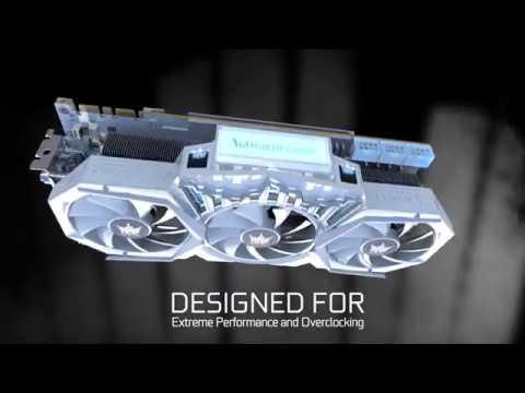 GALAX GeForce GTX 1080Ti HOF - Full Features