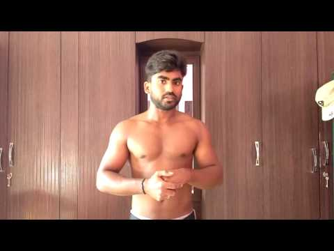 TAMIL : HOW TO GAIN THE ARM MUSCLE WITHOUT USING DUMBBELL AT HOME!!!