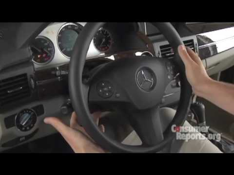 2010 2012 mercedes benz glk review consumer reports for Mercedes benz glk consumer reports