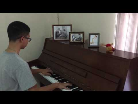 Moon Lover : wind #Cover piano by ธนพันธ์ พลรบ