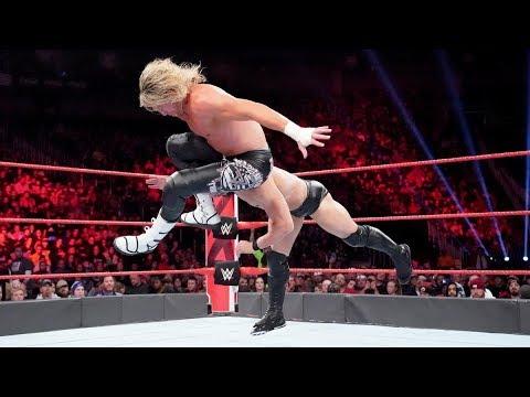 Dolph Ziggler Vs Finn Balor Highlights  RAW 11122018