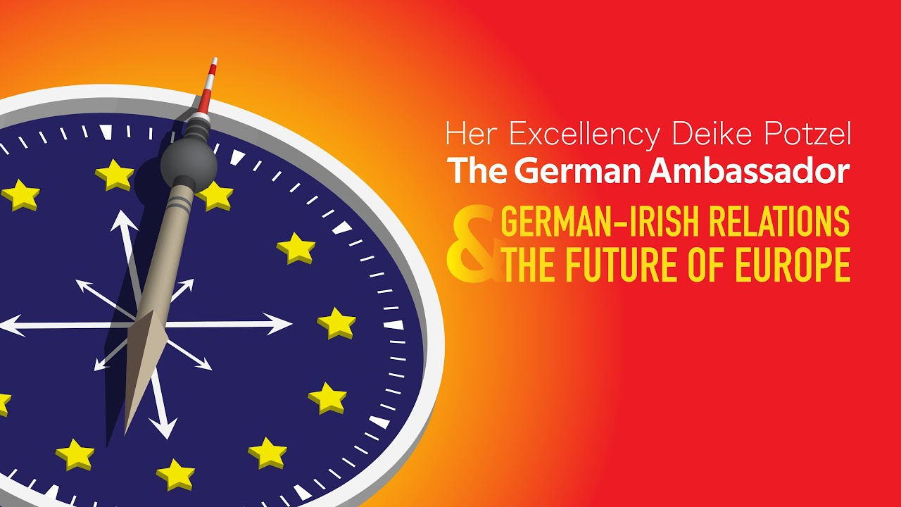SOFIA Hosts The German Ambassador • German-Irish Relations • Highlights