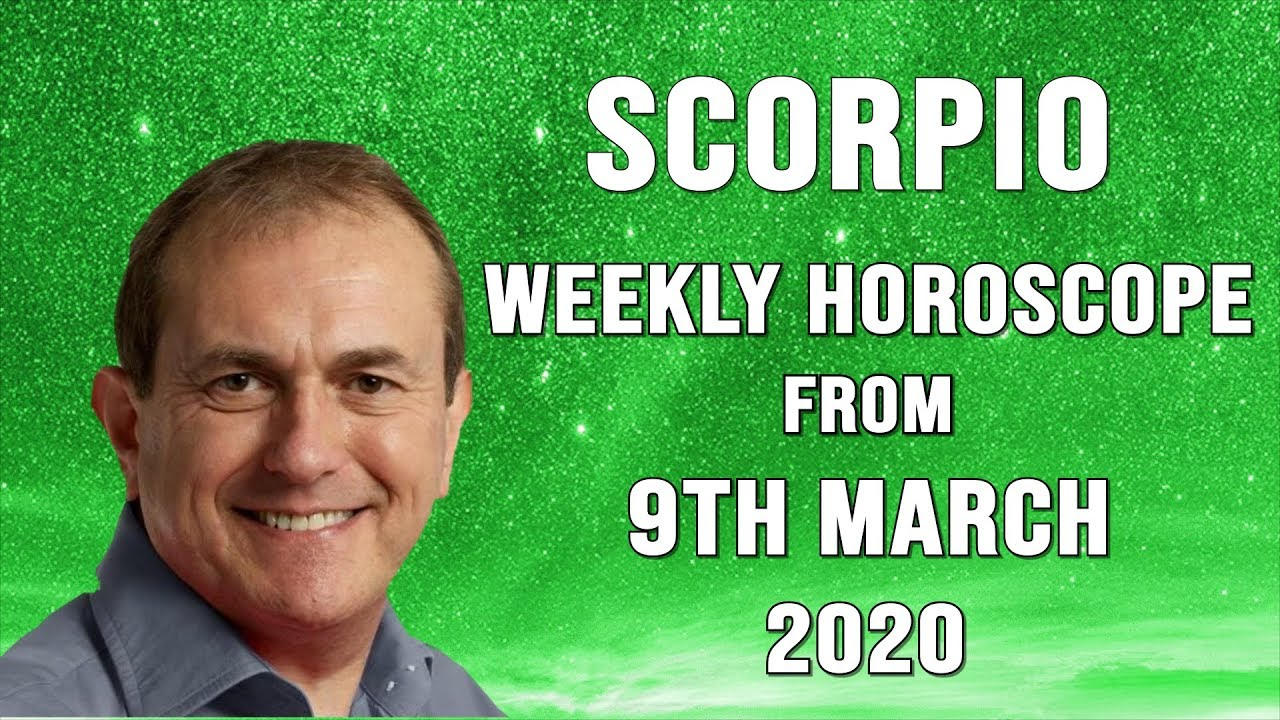 Weekly Horoscopes from 9th March 2020