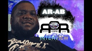 AR-AB on Keeping Rap Career While Facing Federal Charges