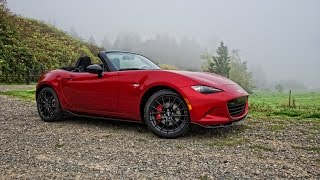 2016 Mazda MX-5 Miata Car Review