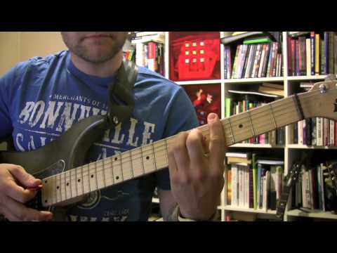 No Tomorrow Guitar Lesson by ORSON - How To Play No Tomorrow On Guitar