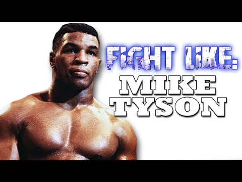 How to Fight Like Mike Tyson: 3 Signature Moves
