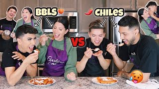 TRYING TO COOK ENCHILADAS!! | Louie's Life