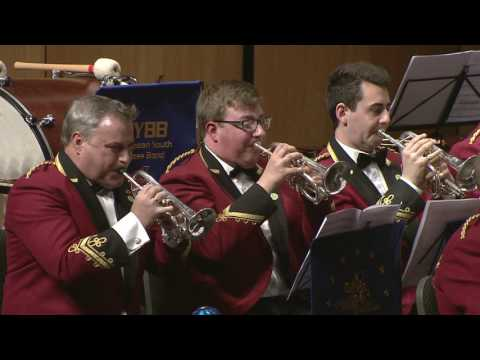 EBBC17 - Complete band set - Tredegar Town Band