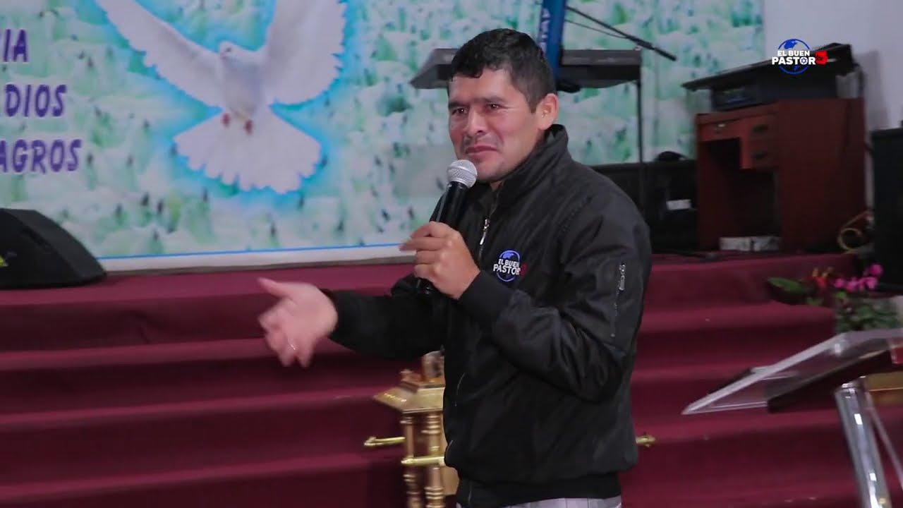 EL PERFECTO AMOR EXPULSA TODO TEMOR / Pastor Yhon Aguayo - El Buen Pastor