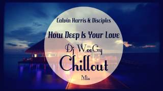 Calvin Harris & Disciples - How Deep Is Your Love (Dj WooGy Chillout Mix) [Audio]