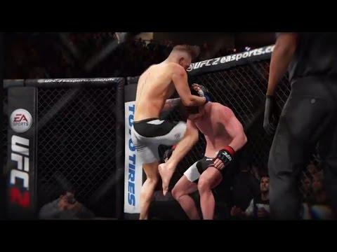 Shane Fazen vs Conor McGregor (UFC 2)