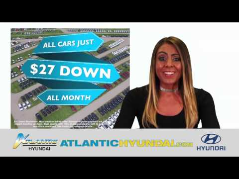Atlantic Hyundai - Real Deal Leases!