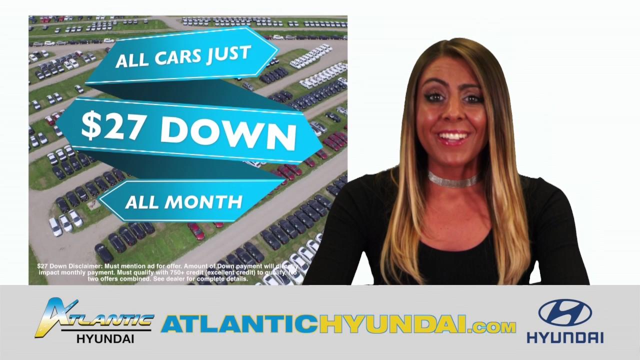 Great Atlantic Hyundai   Real Deal Leases!