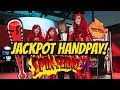 DON'T MISS-JACKPOT HANDPAY-WOW! SPIN FERNO RED HOT DIAMONDS