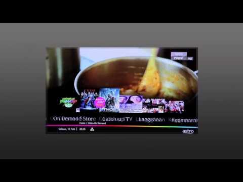 Video On Demand (VOD) - Panduan TV Baru Astro