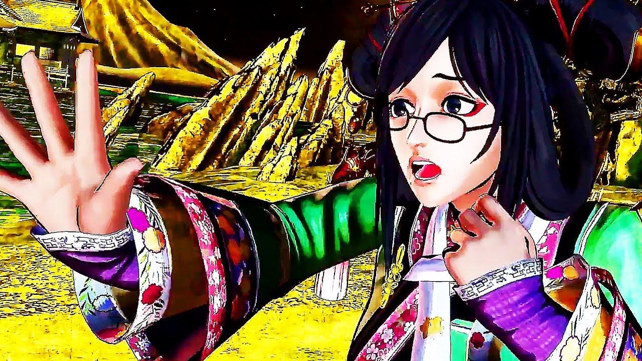 "SAMURAI SHODOWN ""Ruixiang"" -Spieltrailer (2019) PS4 / Xbox One / PC + video"