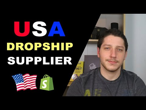 How To Find US Dropshipping Suppliers For Your Business (eBay, Amazon, Shopify)