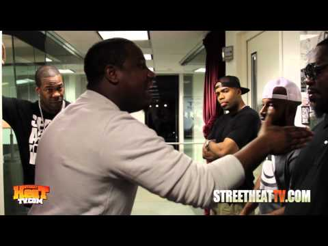 Murda Mook Talks To Beanie Sigel And Busta Rhymes About His Battle With Iron Solomon