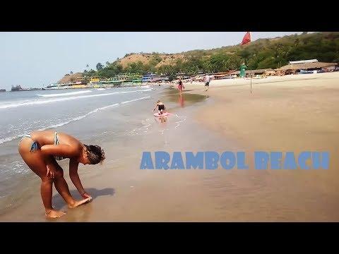 Arambol Beach - Hippie Beach in Arambol | Nightlife & Beach Market Arambol (Goa)
